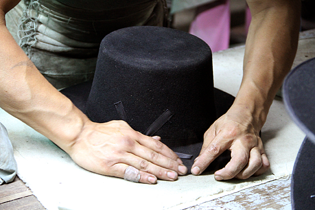 Hat Factory Sucre Bolivia