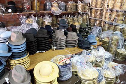 Sucre's Hat Factory